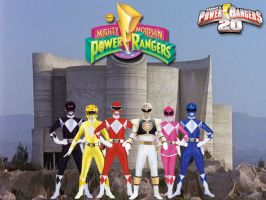 Power Rangers 20-Mighty Morphin 2 by ThePeoplesLima