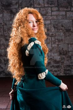 Merida by Verdaera