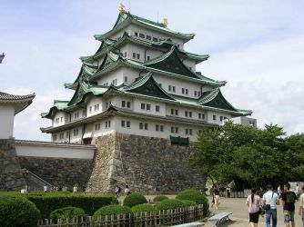Nagoya Castle by kaz0885