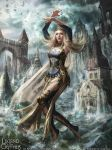 Legend of the Cryptids - Atira adv. by anotherwanderer
