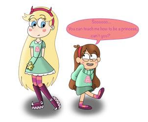How to be like Star Butterfly by Zeldron-Justice