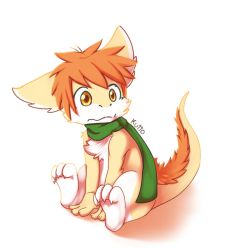 A little me ~ by kuttoyaki