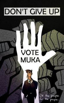 D2D | VOTE MUKA | ACT 3.3 by KRIIZILLA