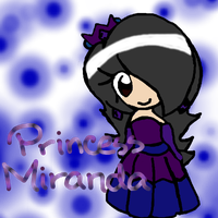AT: Chibi Miranda by DaisyFloral