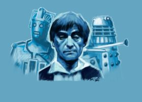 The 2nd Doctor by RJN16