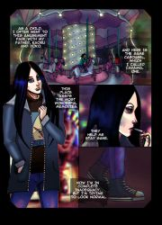 Coma page 13 by SheWasZombie