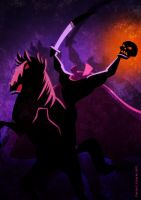 Headless Horseman by DavidGFerrero
