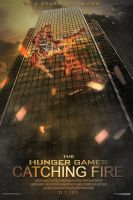 Catching Fire Fan-made Poster by TributeDesign