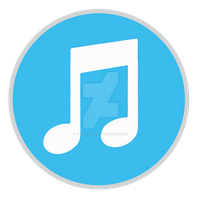 iTunes Icon Update by hamzasaleem