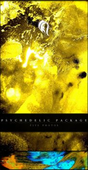 Package - Psychedelic - 1 by resurgere
