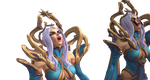 HOW TO FIX Heroes of the Storm  EYELIDS PROBLEM by Oo-FiL-oO