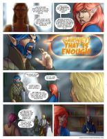 Chapter 1: Awkward visitors 15 by zMallister