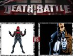 Request #27 Red Hood vs The Punisher by LukeAlanBundesen