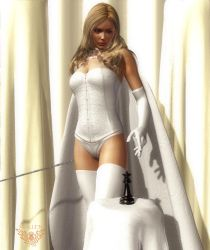 White Queen by kelkor