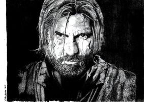 Game of Thrones (Part 9) - Jaime Lannister by DavideOrlandi