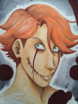 You Had Me in Stitches by Gaara0013