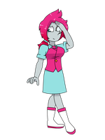 Blister Pearl (Commission) by MrChaseComix
