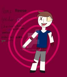 My OC Reese by SpiceJelly