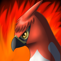 Talonflame (commision)