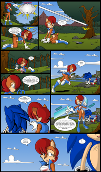 A Sly Encounter Part 53 by gameboysage