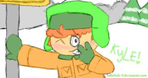 Messy Kahl sketch.. by Numbuh-9