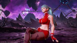 Morrigan Night Warrior Costume DLC for MVCI 2 by MorriganSmithland