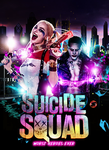 SUICIDE SQUAD   POSTER by SoClassic