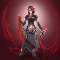 Borgia the Blood Priest by Galder