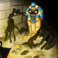 Gen 5 Pokemon Collaboration: Cofagrigus