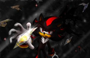 Shadow the Hedgehog: Found the meaning... by Tri-Jean
