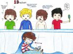 One direction: weekends by stephymakdissi