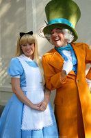 Alice and Hatter 05 by DisneyLizzi