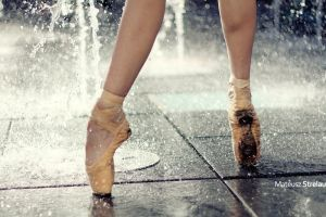 Water Bokeh by PhotoYoung