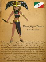 SW: The Azteca Witches by ThanyTony