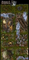 Mansions of Madness, Call of the wild expansion 1 by henning