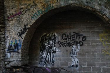 Ghetto Protected 2 by SquareZer0
