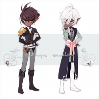[CLOSED] elves | adopt auction by SoukiAdopts