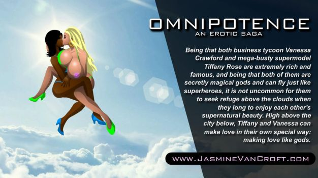 Omnipotence Twitter Poster #36/100 by jasminevancroft