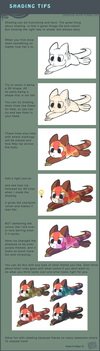 Shading color tips by griffsnuff