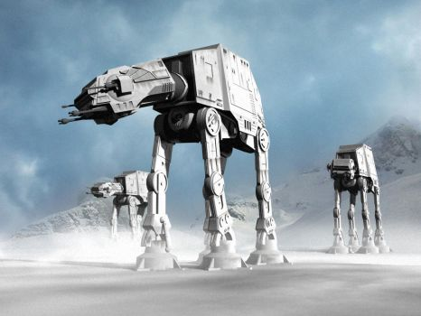 Imperial March by todd587