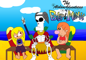 The Alolan Adventures of Billy and Mandy by TMan5636
