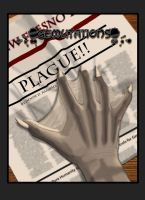 Cover Concept Plague Book by Tigershark06