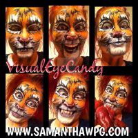 The Jungle Cats Meow by VisualEyeCandy