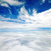 Up in the clouds by ntpdang