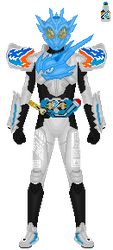 Kamen Rider Cross-Z Charge by TerranMarine117