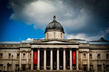 national gallery by DieMacht