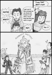 Pokemon Black and White Page 60 by Sooty123
