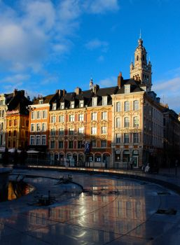 Lille Reflections by gee231205