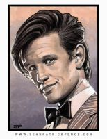 THE ELEVENTH DOCTOR by S-von-P