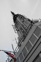 Empire State Building by ImaginaryNonSens